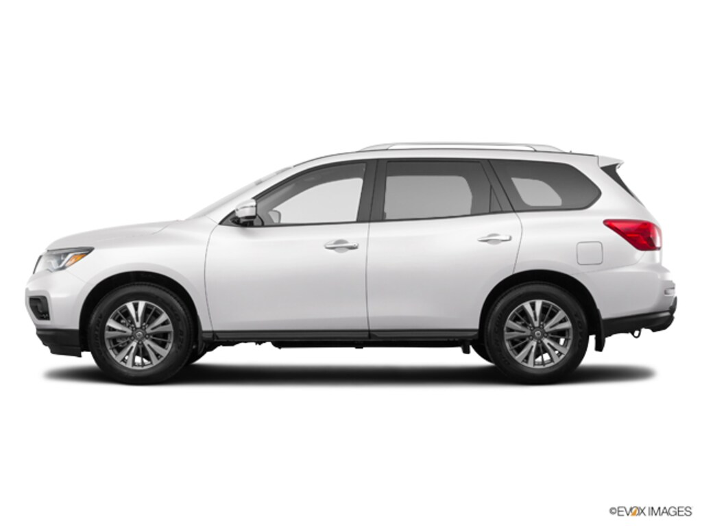 Used 2017 Nissan Pathfinder For Sale