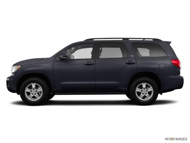 New 2017 Toyota Sequoia SR5 SUV for sale in Charlottesville
