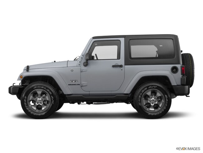 2017 Jeep Wrangler 75th Anniversary Convertible