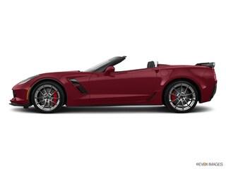 New 2017 Chevrolet Corvette Grand Sport Convertible H5105700 Danvers, MA