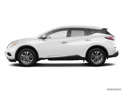 2017 Nissan Murano FWD SL Sport Utility