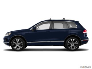 new 2017 Volkswagen Touareg V6 Wolfsburg Edition (A8) SUV for sale near Bluffton