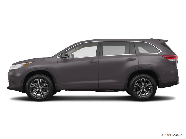 2017 Toyota Highlander LE Plus SUV