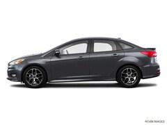 New 2017 Ford Focus SE Sedan Fall River Massachusetts