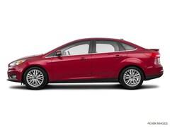 Used 2017 Ford Focus Titanium Sedan for sale in Elko NV