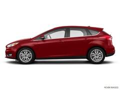 2017 Ford Focus Titanium Titanium Hatch