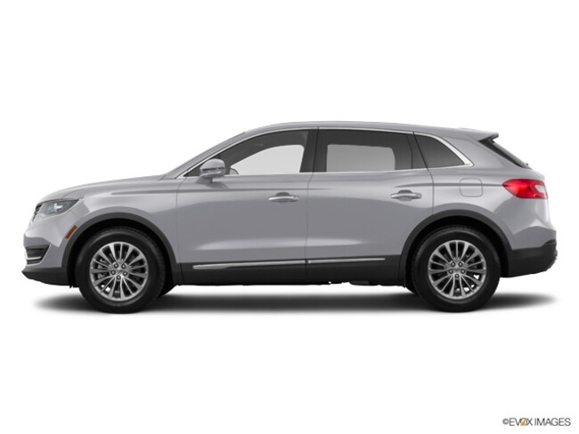2017 Lincoln MKX Select Crossover