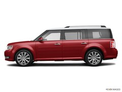 2017 Ford Flex Limited Limited  Crossover