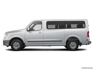 New 2017 Nissan NV Passenger NV3500 HD SL V8 Van Passenger Van Stockton, CA
