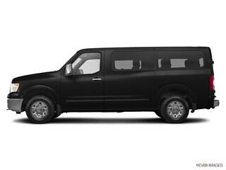2017 Nissan NV Passenger NV3500 HD PASSENGER SL V8 Van Passenger Van