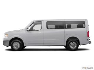 2017 Nissan NV Passenger NV3500 HD SV Van Passenger Van