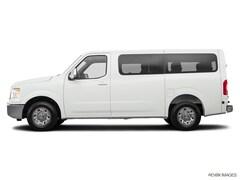 2017 Nissan NV Passenger NV3500 HD SV V6 Van Passenger Van