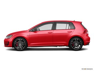 Used 2017 Volkswagen Golf GTI SE w/Performance & Lighting Pkg Manual Hatchback for sale in Atlanta, GA