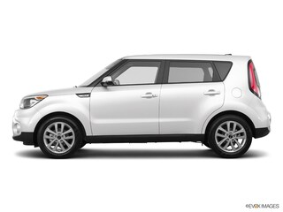 2017 Kia Soul Plus +  Wagon