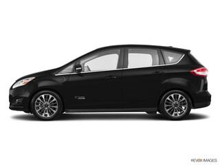 2017 Ford C-Max Energi Titanium Hatchback