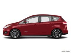 Certified Pre-Owned 2017 Ford C-Max Energi Titanium Hatchback P190301 in La Mesa, CA