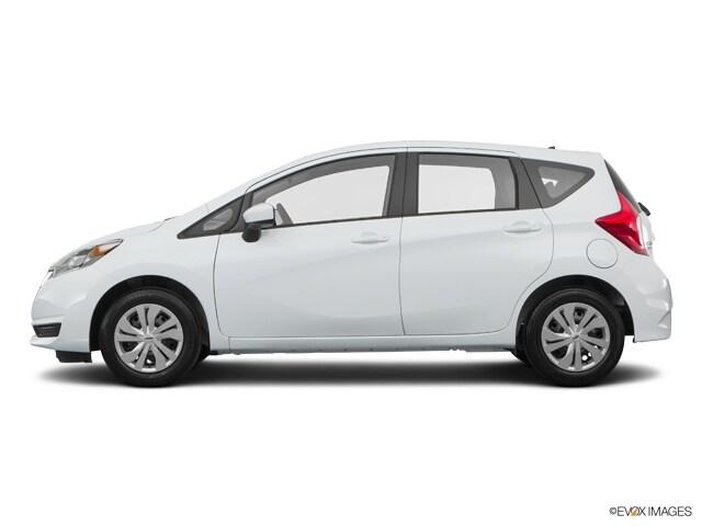 2017 Nissan Versa Note S Plus S Plus CVT