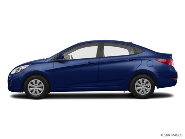 2017 Hyundai Accent Sedan