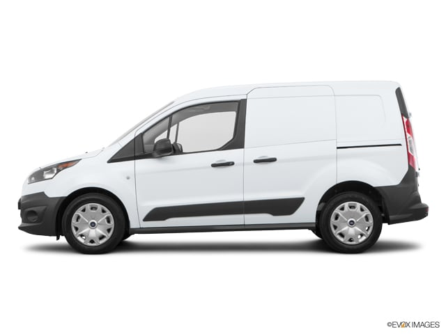 2017 Ford Transit Connect XL Van Front-wheel Drive