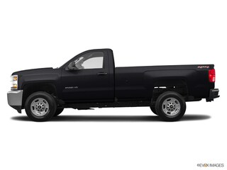 New 2017 Chevrolet Silverado 2500HD WT Truck Regular Cab Danvers, MA