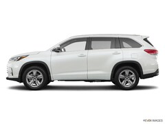 Certified 2017 Toyota Highlander Limited SUV in Lake Charles, LA