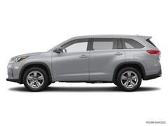 New 2017 Toyota Highlander Limited V6 SUV Corona