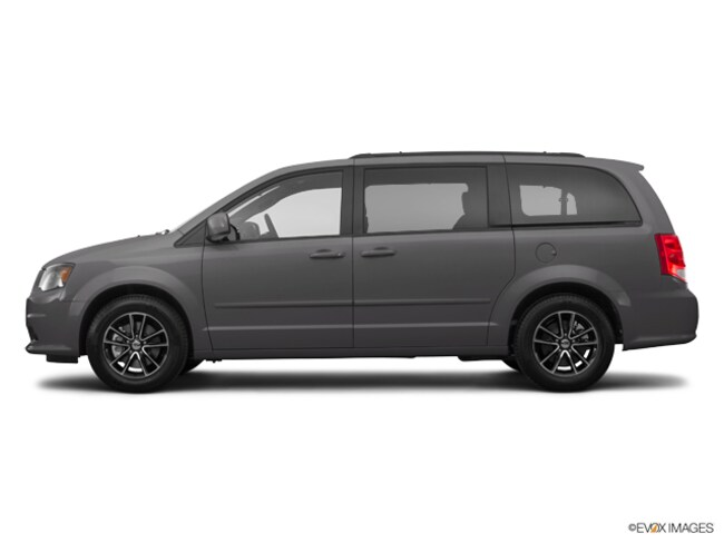 Used 2017 Dodge Grand Caravan SXT Van in Springfield, MO