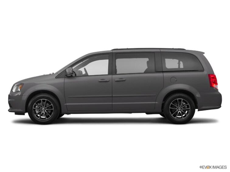 2017 Dodge Grand Caravan SXT Wagon Mini-van, Passenger Fresno, CA