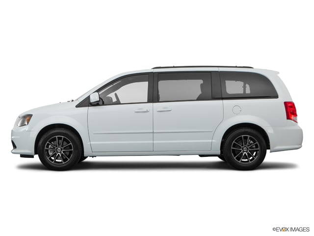 2017 Dodge Grand Caravan SXT Wagon Mini-van, Passenger