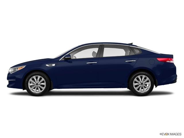 2017 Kia Optima EX Sedan