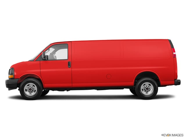 2017 GMC Savana 2500 Base Van Cargo Van