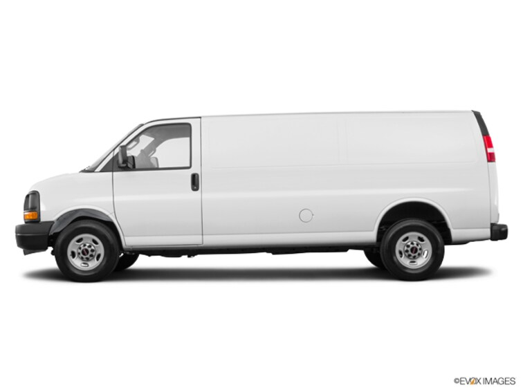 Used 2017 GMC Savana 2500 G2500 VAN in North Smithfield near Providence
