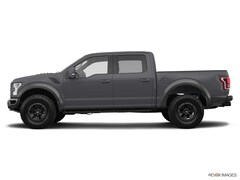 2017 Ford F-150 Raptor Truck SuperCab Styleside