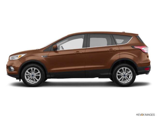 2017 Ford Escape SE 4WD SUV SE 4WD