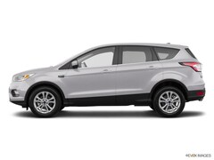 Certified Used 2017 Ford Escape SE SUV in Franklin, MA