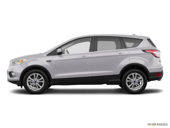 Used 2017 Ford Escape SE SUV Midland