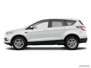 Certified Used Vehicles 2017 Ford Escape SE SUV in Santa Rosa, CA