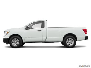New 2017 Nissan Titan S Truck Single Cab in Lakeland, FL