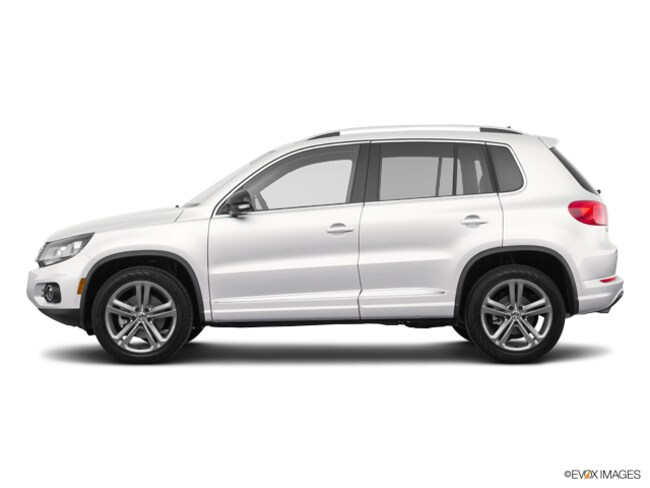 Used 2017 Volkswagen Tiguan For Sale Fort Worth