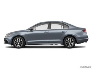 New 2017 Volkswagen Jetta 1.4T SE Sedan in Tucson