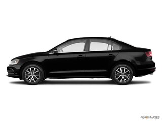 Certified 2017 Volkswagen Jetta 1.4T SE Sedan in Houston