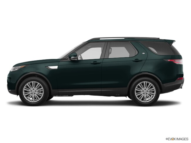 Certified Used 2017 Land Rover Discovery HSE SUV near Nashville