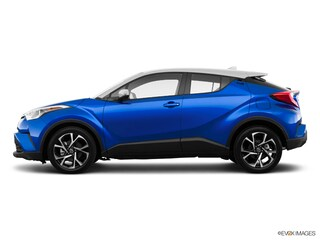 New 2018 Toyota C-HR XLE Premium SUV serving Baltimore