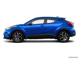 New 2018 Toyota C-HR XLE Premium SUV for sale near West Chester, PA