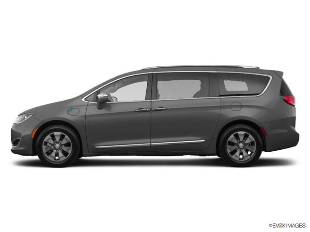 2017 Chrysler Pacifica Minivan/Van