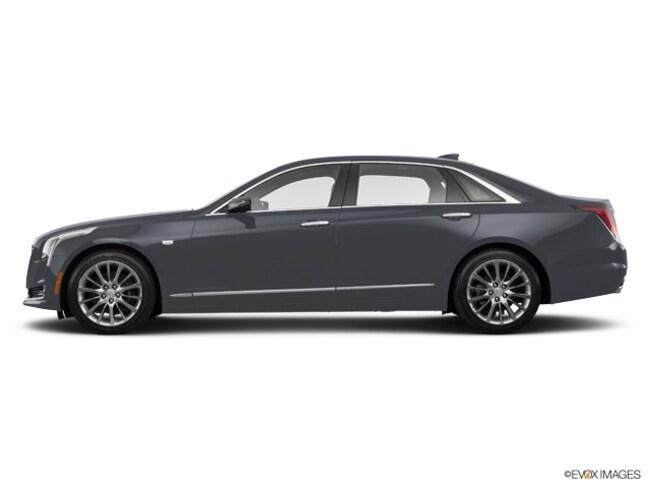 2018 CADILLAC CT6 Premium Luxury AWD CT6 PREMIUM LUXURY AWD