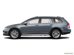Used 2017 Volkswagen Golf Alltrack TSI Wagon For Sale In Lowell, MA