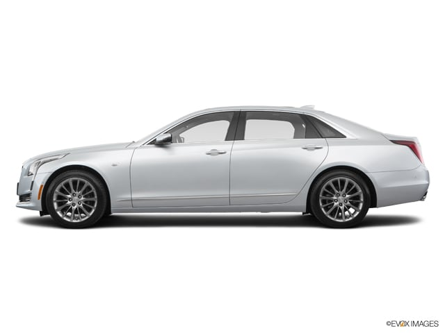 2018 CADILLAC CT6 Luxury AWD Sedan