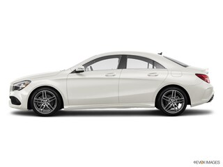 Certified Pre-Owned 2018 Mercedes-Benz CLA 250 Coupe serving Los Angeles, in Calabasas