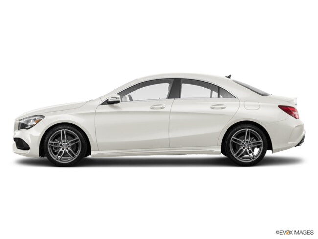New 2018 Mercedes-Benz CLA 250 Coupe for sale in Arlington VA